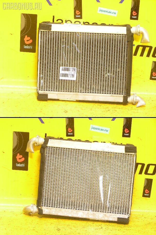 Радиатор печки TOYOTA COROLLA NZE121 1NZ-FE. Фото 2