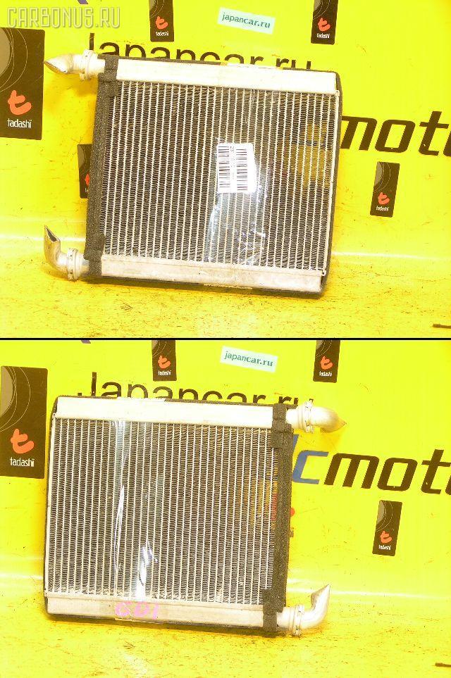 Радиатор печки HONDA FIT GD1 L13A. Фото 1