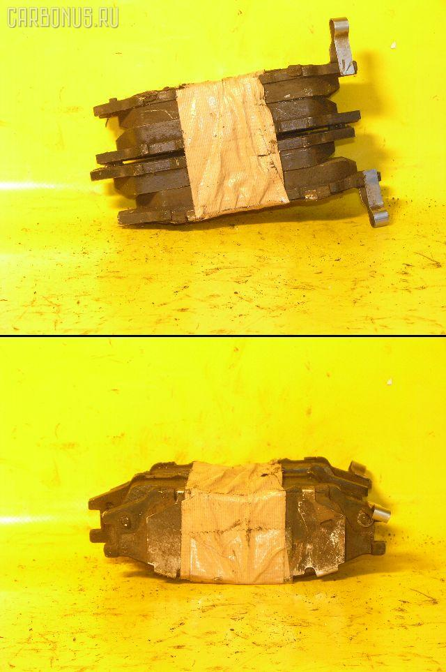 Тормозные колодки NISSAN AD VAN VFY11 QG15DE. Фото 3
