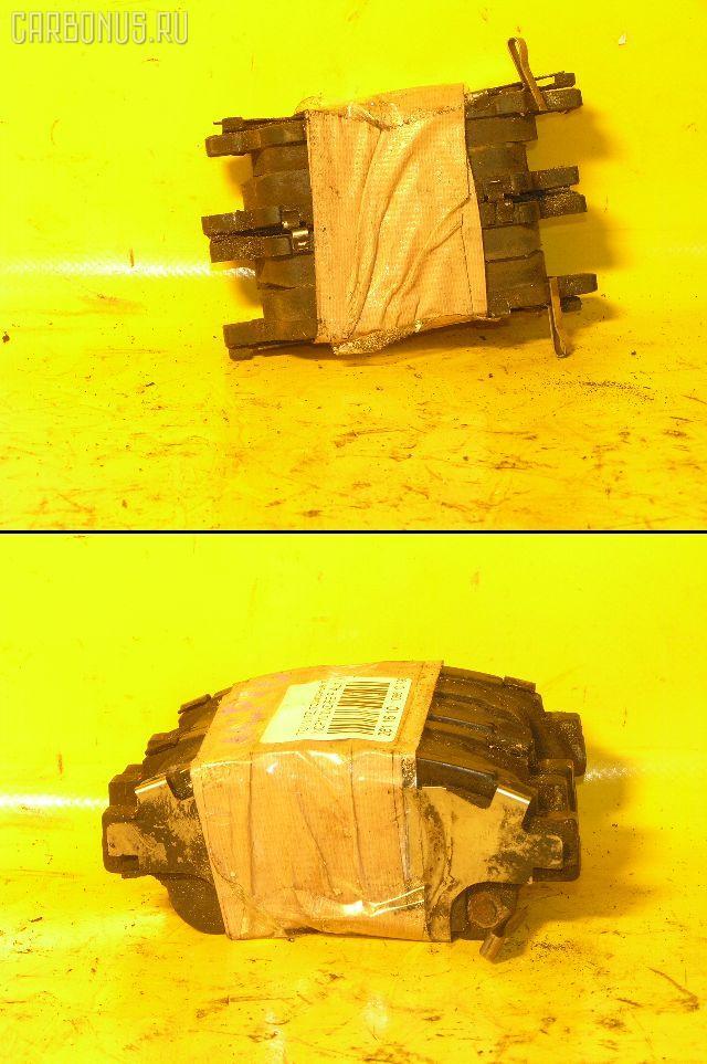 Тормозные колодки TOYOTA VITZ NCP10 2NZ-FE. Фото 1