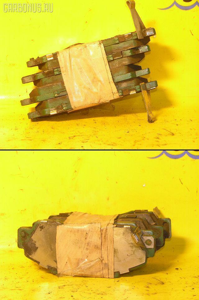 Тормозные колодки HONDA S-MX RH2 B20B. Фото 1