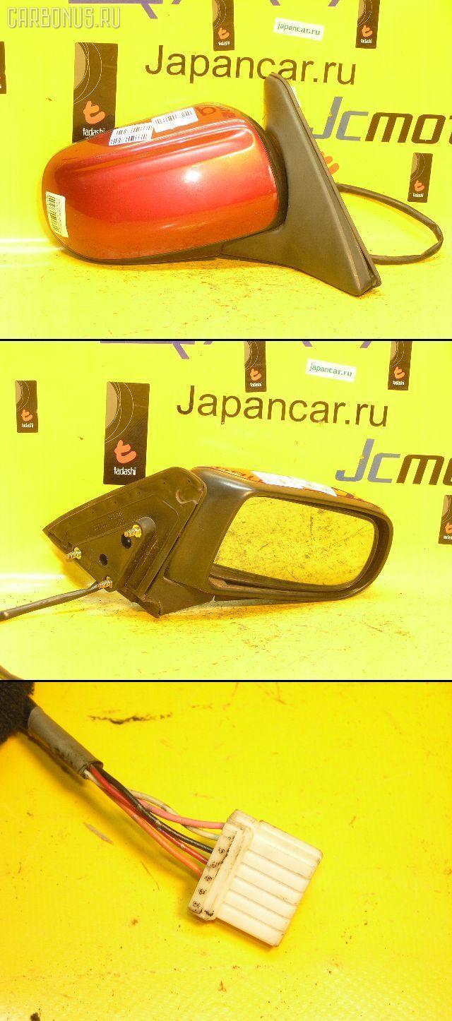 Зеркало двери боковой MAZDA DEMIO DW3W. Фото 11