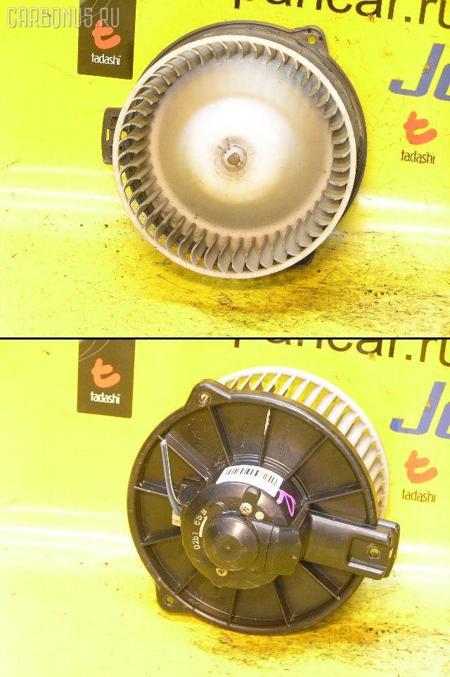 Мотор печки MITSUBISHI DIAMANTE F41A. Фото 9
