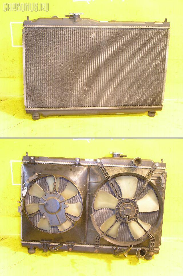 Радиатор ДВС HONDA STEP WGN RF1 B20B. Фото 6
