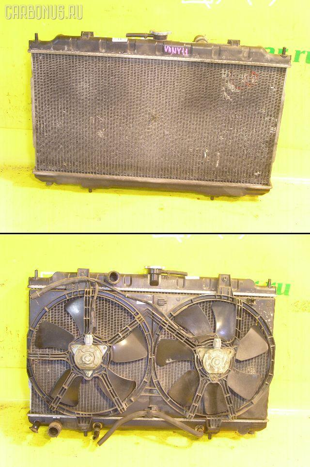 Радиатор ДВС NISSAN AD VAN VHNY11 QG18DE. Фото 10