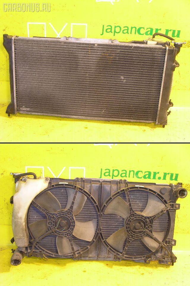 Радиатор ДВС SUBARU LEGACY WAGON BG3 EJ18. Фото 2