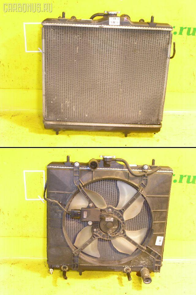 Радиатор ДВС MITSUBISHI PAJERO MINI H58A 4A30. Фото 5