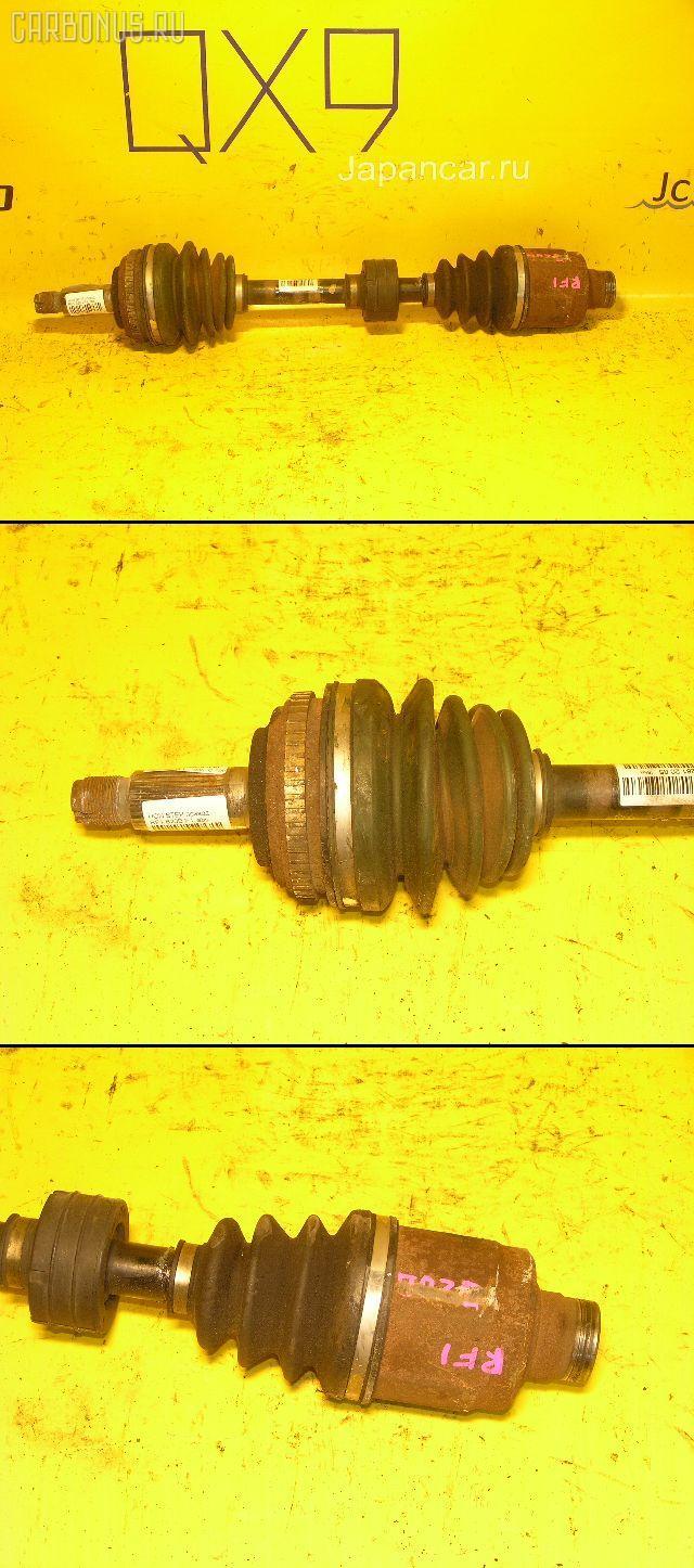 Привод HONDA STEPWGN RF1 B20B. Фото 7