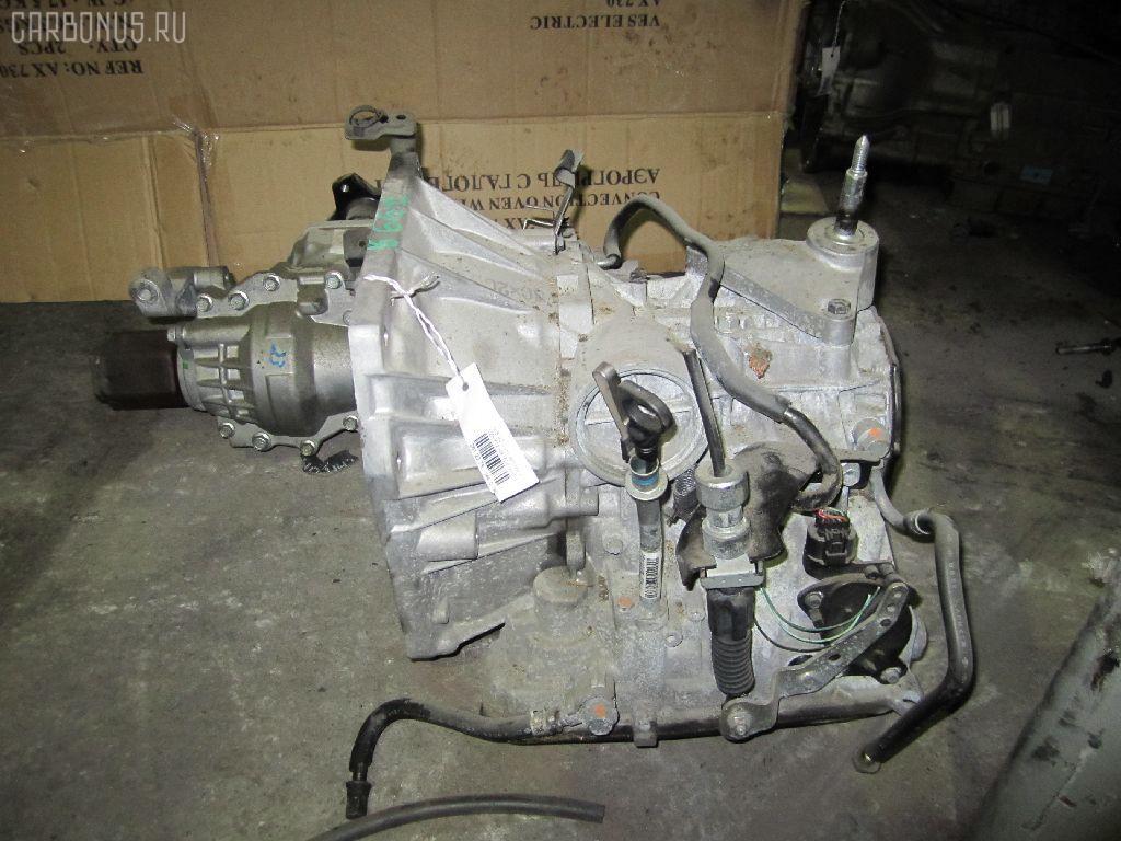 КПП автоматическая NISSAN AD EXPERT VZNY12 HR16DE Фото 4