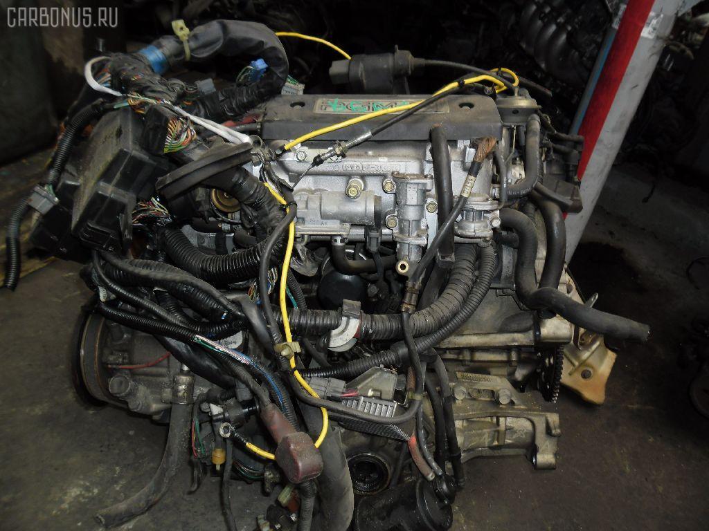 Двигатель HONDA ACCORD INSPIRE CB5 G20A. Фото 11