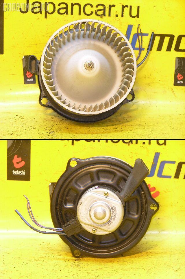 Мотор печки TOYOTA STARLET EP95. Фото 4
