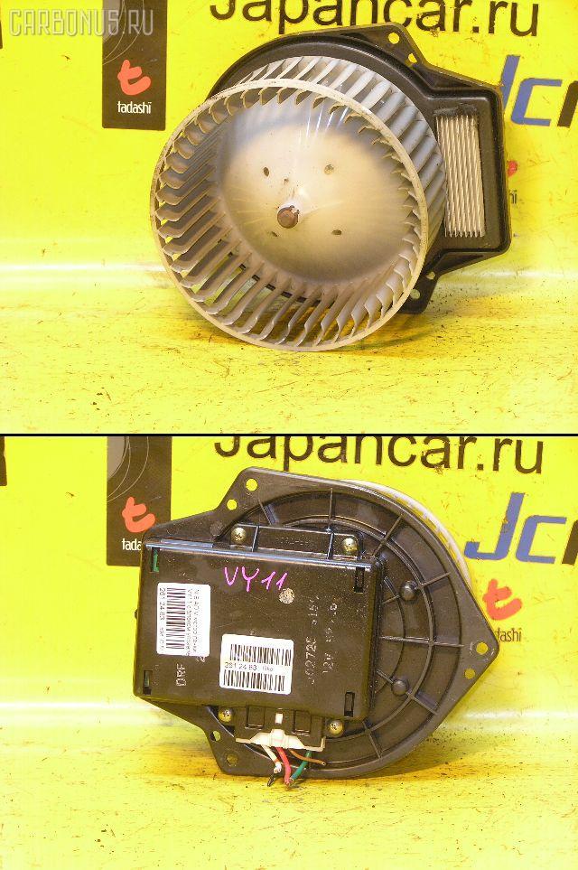 Мотор печки NISSAN AD VAN VY11. Фото 5