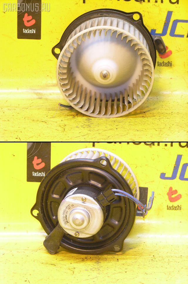 Мотор печки TOYOTA STARLET EP95. Фото 5