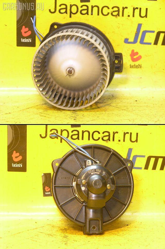Мотор печки MITSUBISHI PAJERO V45W. Фото 3