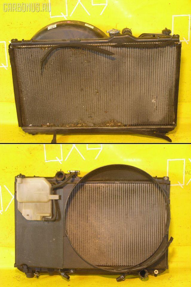 Радиатор ДВС TOYOTA JZX100 1JZ-GE. Фото 7