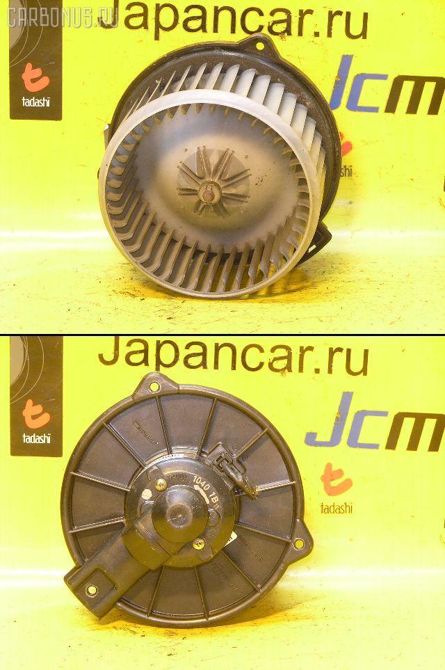 Мотор печки SUBARU LEGACY WAGON BH5. Фото 9
