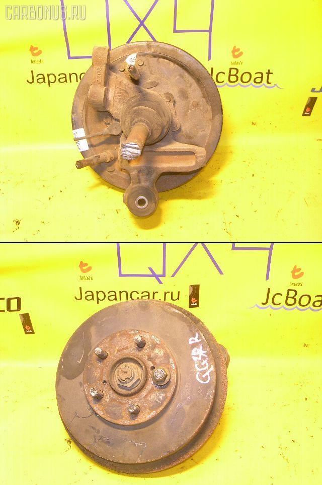 Ступица SUBARU IMPREZA WAGON GG3 EJ15. Фото 1