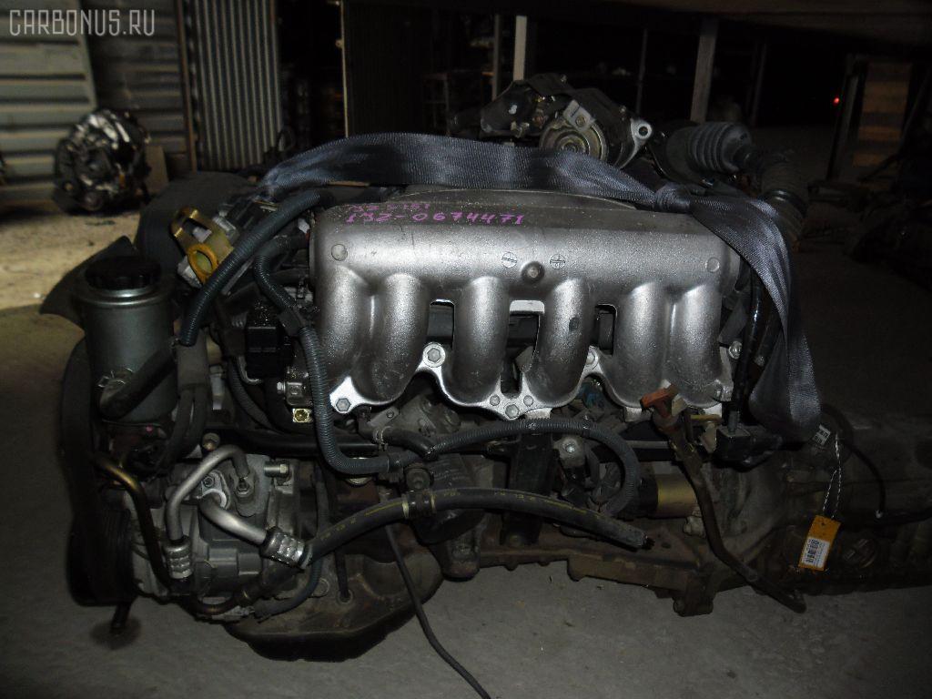 Двигатель TOYOTA CRESTA JZX81 1JZ-GE. Фото 7