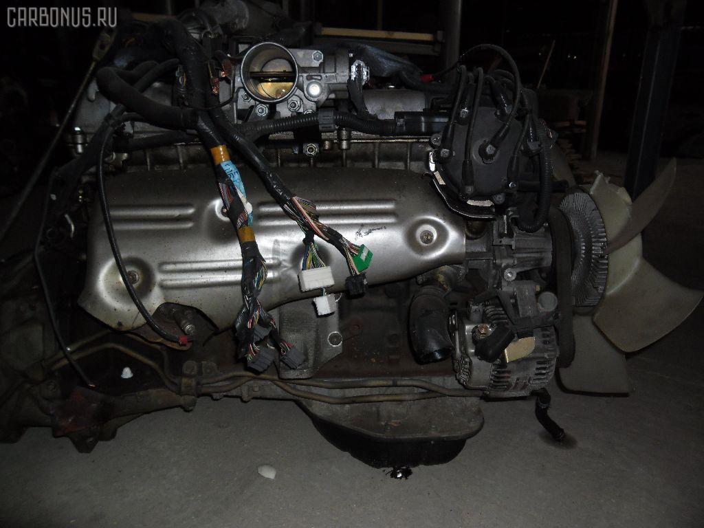 Двигатель TOYOTA CRESTA JZX81 1JZ-GE. Фото 10