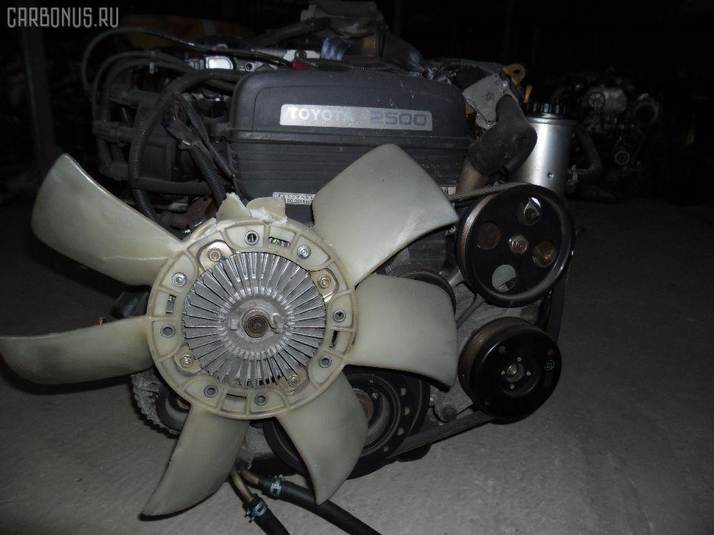 Двигатель TOYOTA CRESTA JZX81 1JZ-GE. Фото 11