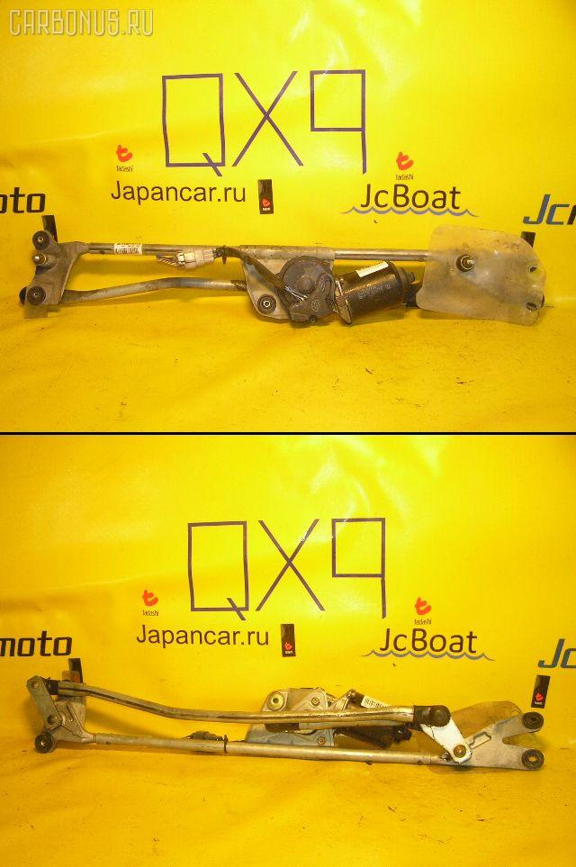 Мотор привода дворников TOYOTA CROWN JZS151. Фото 1