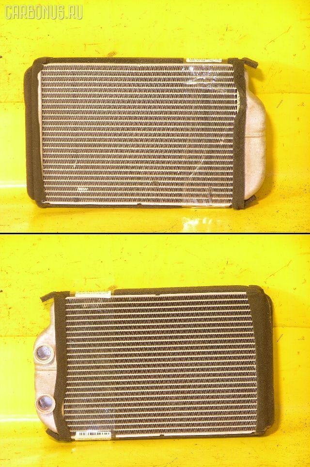 Радиатор печки TOYOTA WINDOM MCV21 2MZ-FE. Фото 2