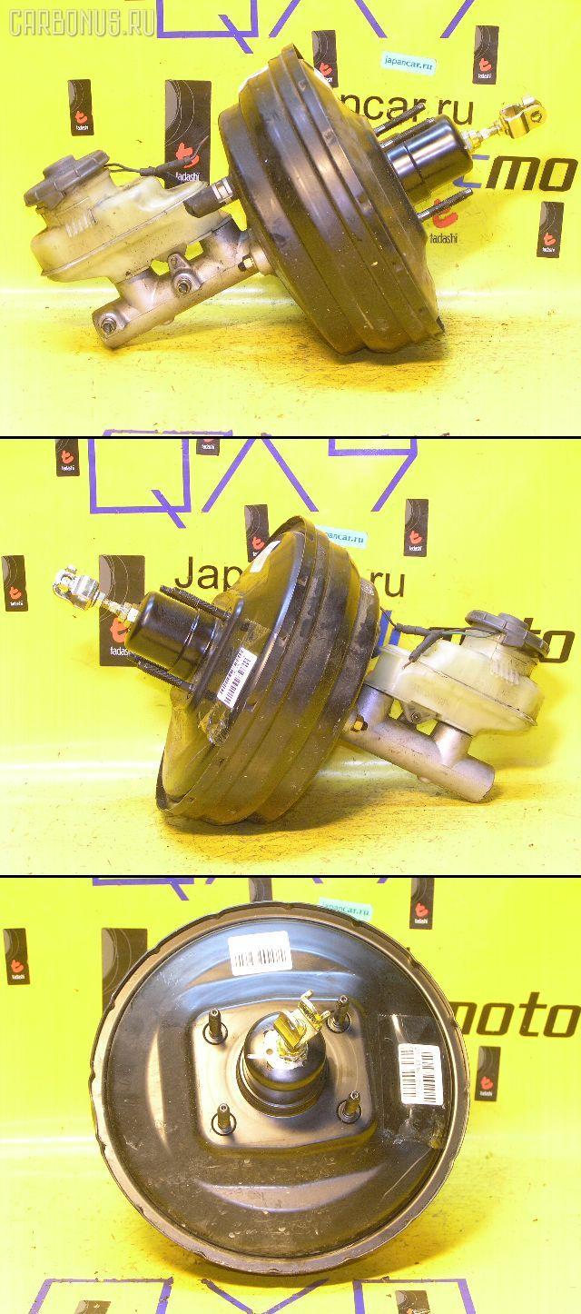 Главный тормозной цилиндр HONDA TORNEO CF4 F20B. Фото 1