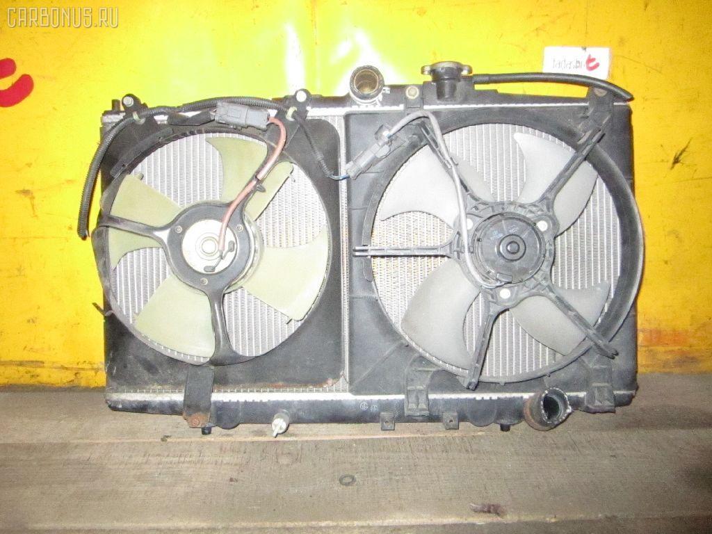 Радиатор ДВС HONDA ACCORD CF4 F20B. Фото 4