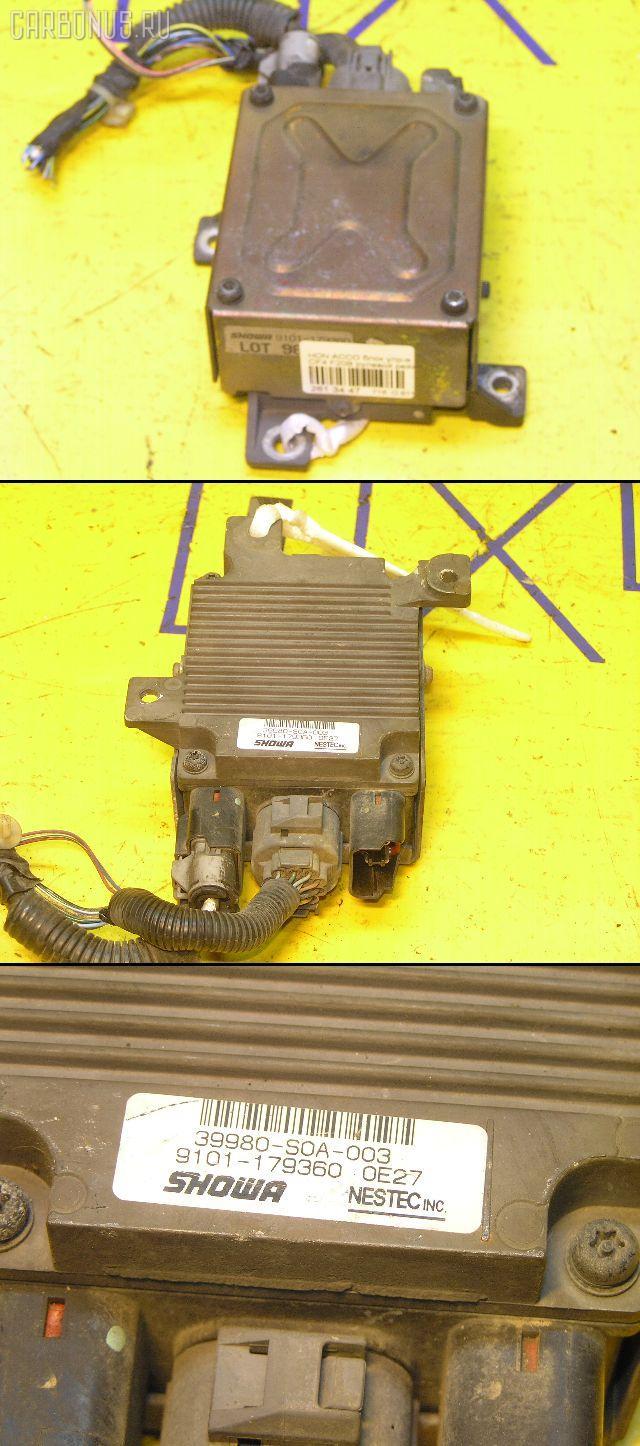 Блок управления электроусилителем руля HONDA ACCORD CF4 F20B. Фото 11