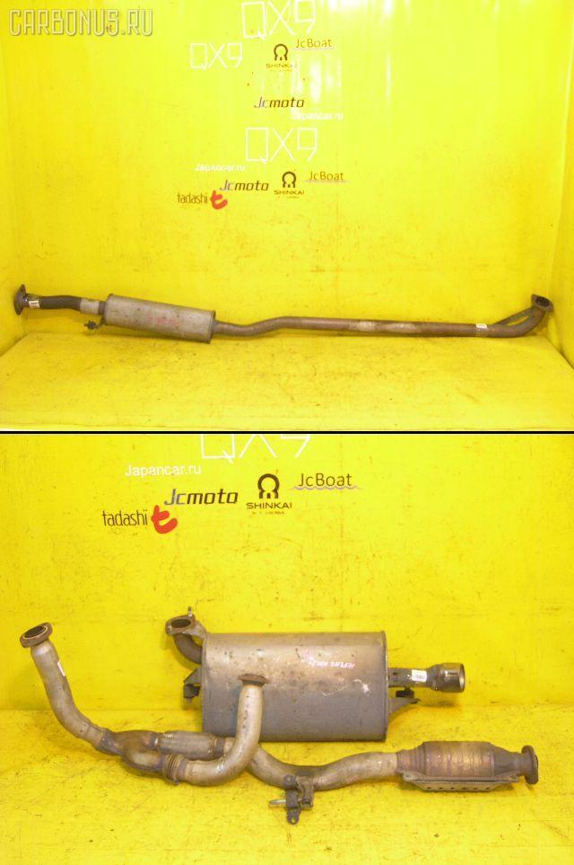 Глушитель TOYOTA WINDOM MCV21 2MZ-FE. Фото 2