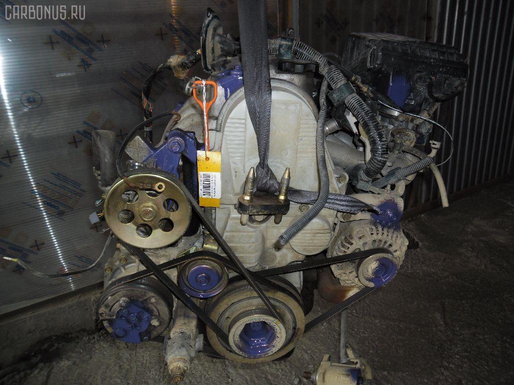 Двигатель HONDA PARTNER EY8 D16A. Фото 10
