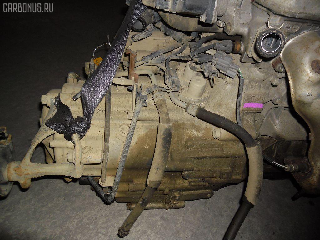 КПП автоматическая HONDA PARTNER EY8 D16A. Фото 7