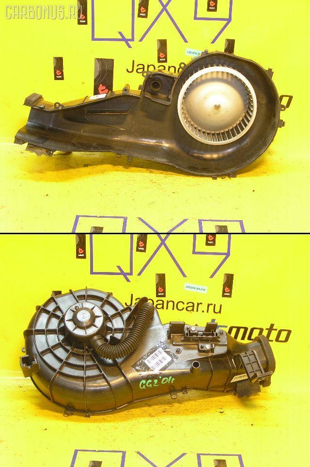 Мотор печки SUBARU IMPREZA WAGON GG2. Фото 7