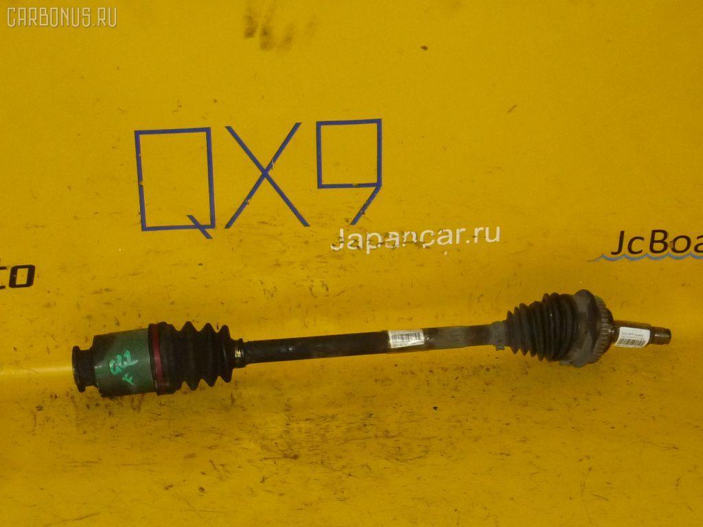 Привод SUBARU IMPREZA WAGON GG2 EJ15. Фото 2