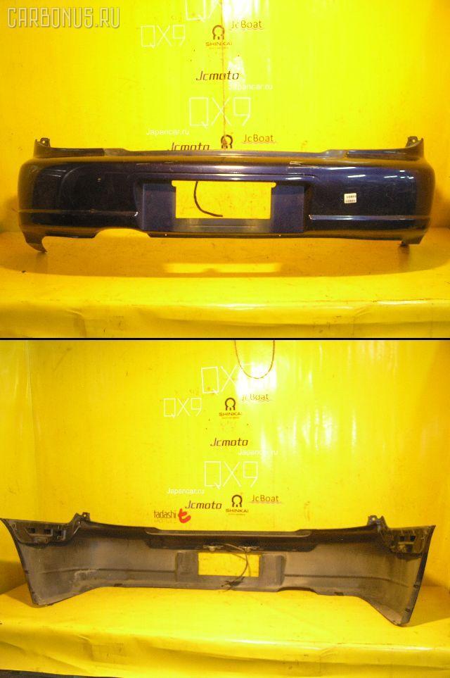 Бампер SUBARU IMPREZA WAGON GG2. Фото 2