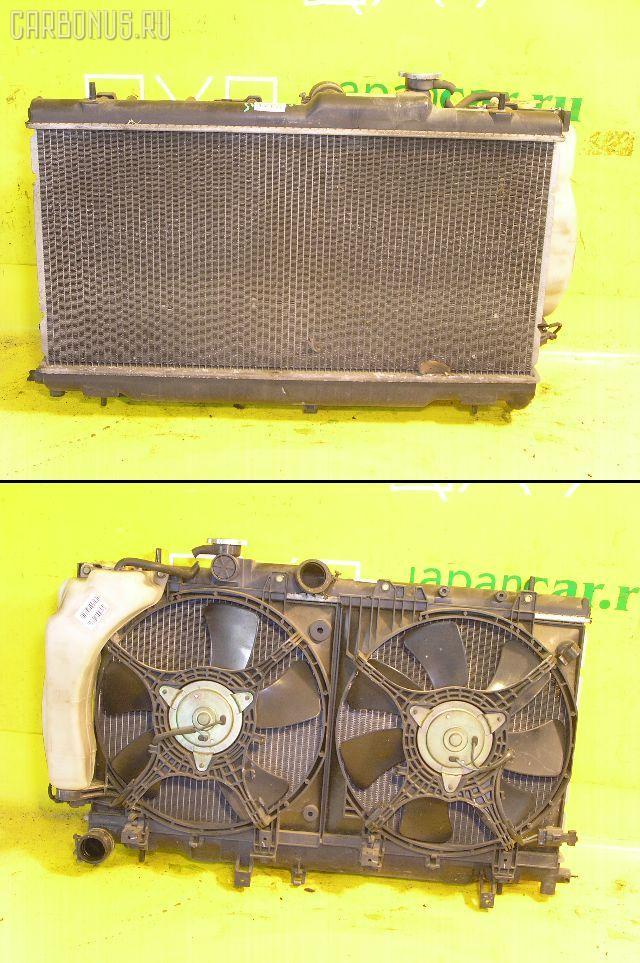 Радиатор ДВС SUBARU IMPREZA WAGON GG2 EJ15. Фото 6