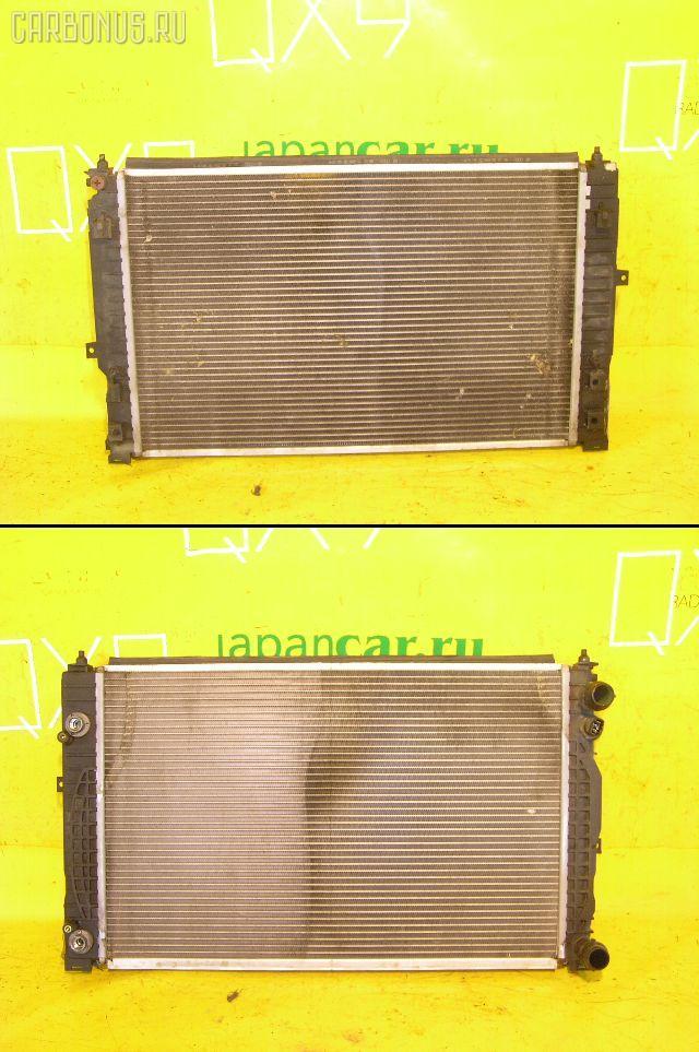 Радиатор ДВС AUDI A4 8DADR ADR. Фото 2