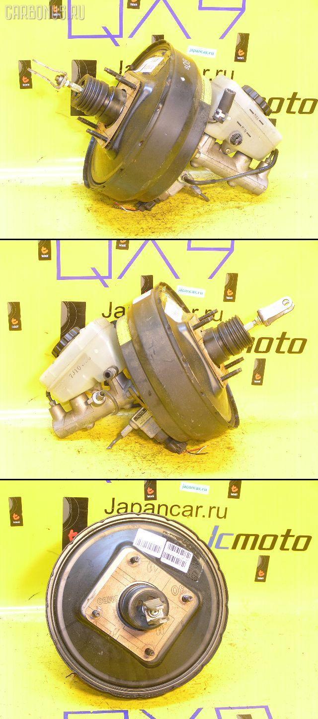 Главный тормозной цилиндр TOYOTA CROWN JZS155 2JZ-GE. Фото 6