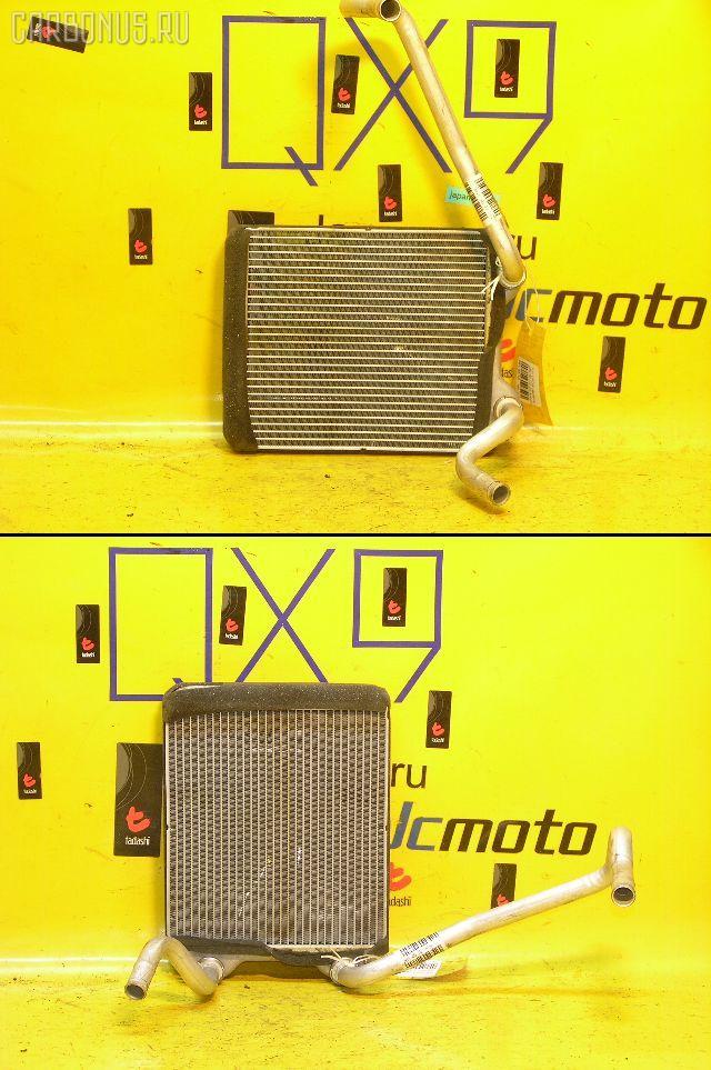 Радиатор печки TOYOTA CROWN JZS155 2JZ-GE. Фото 1