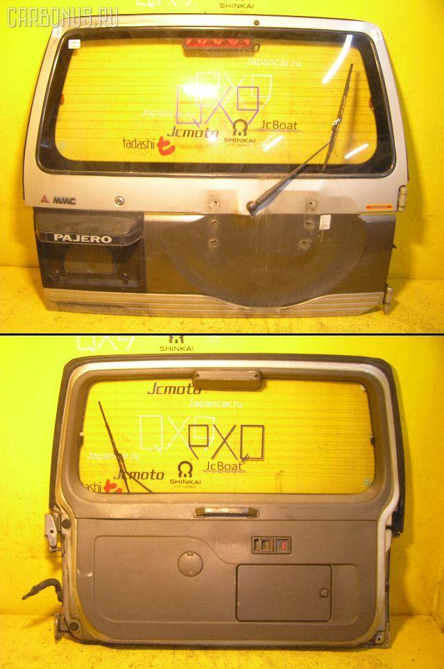 Дверь задняя MITSUBISHI PAJERO V44W