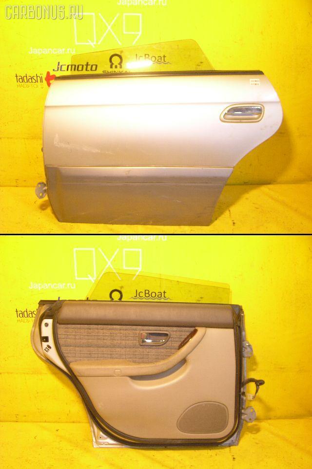 Дверь боковая SUBARU LEGACY LANCASTER BH9. Фото 3