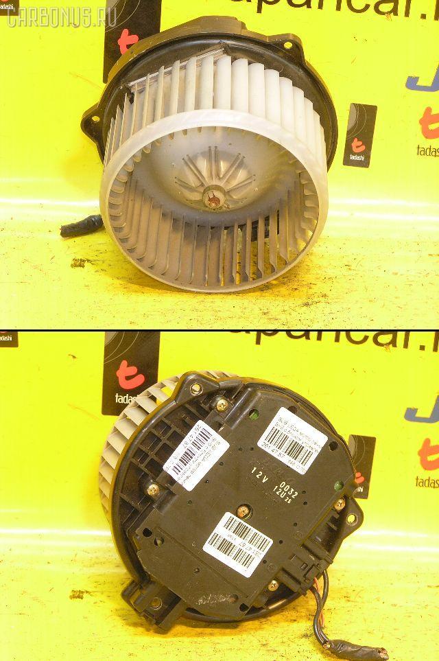 Мотор печки SUBARU LEGACY LANCASTER BH9. Фото 1