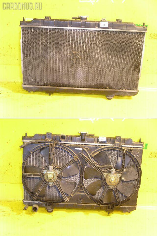 Радиатор ДВС NISSAN AD VAN VHNY11 QG18DE. Фото 11