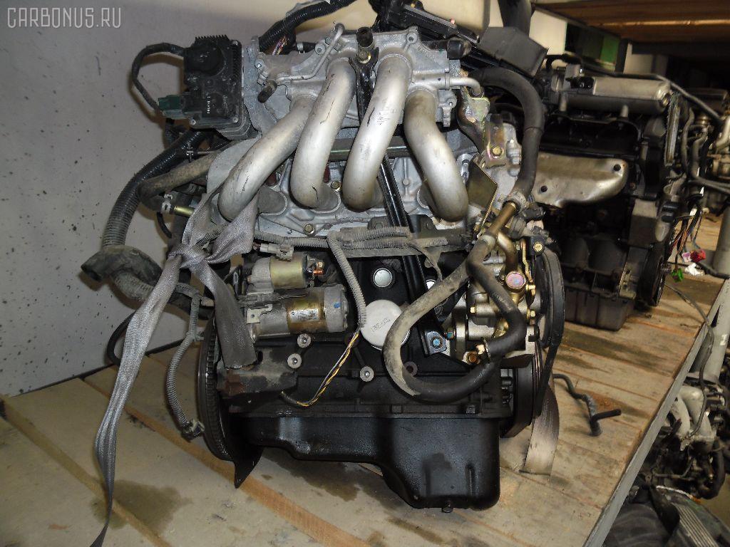 Двигатель NISSAN AD VAN VHNY11 QG18DE. Фото 1