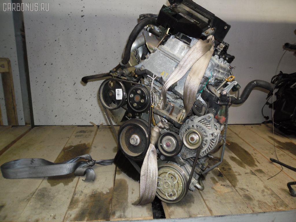 Двигатель NISSAN AD VAN VHNY11 QG18DE. Фото 4