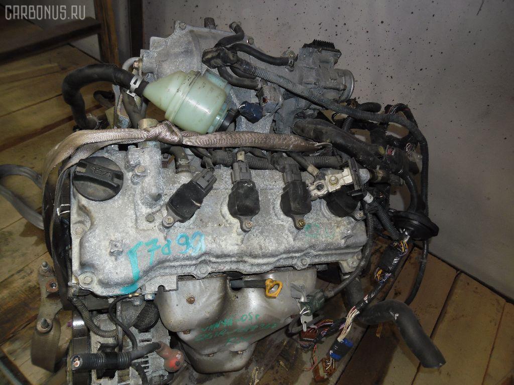 Двигатель NISSAN AD VAN VHNY11 QG18DE. Фото 5