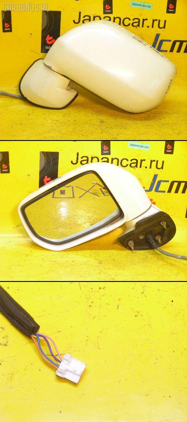 Зеркало двери боковой NISSAN LIBERTY RNM12. Фото 1