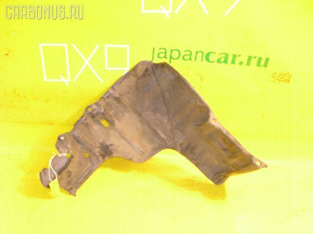 Защита двигателя TOYOTA RAUM EXZ10 5E-FE. Фото 1