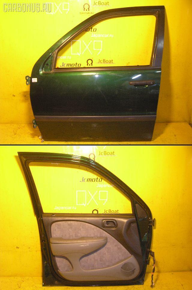 Дверь боковая TOYOTA RAUM EXZ10. Фото 1
