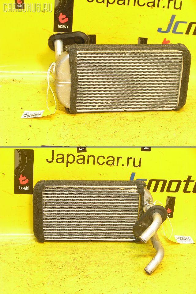 Радиатор печки TOYOTA RAUM EXZ10 5E-FE. Фото 1
